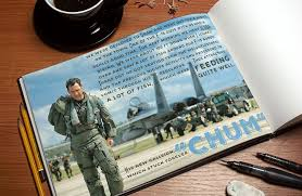 coffee table callsigns book air force