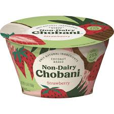 non dairy yogurt coconut based