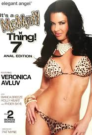 It's a mommy thing 7 (feat. Veronica Avluv): Amazon.co.uk: VERONICA AVLUV:  DVD & Blu-ray