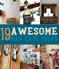 man cave decor and furniture ideas to