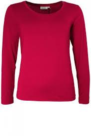 masai cream ruby red jersey top t