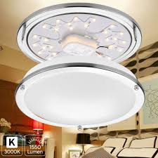18w dimmable flush mount led ceiling
