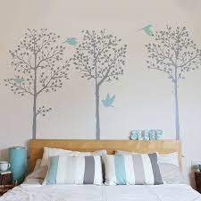 Lollipop Trees Wall Sticker Tree Wall Decal Tree Wall Stickers Wall Stickers Bedroom