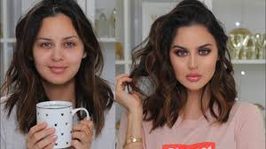 easy daytime makeup routine you