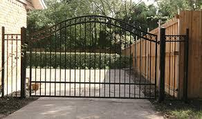 Automatic Driveway Gates Cedar Wood Privacy Driveway Gates Nortex