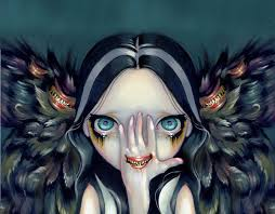 by jasmine becket griffith decal