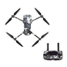 Shop M0012 Camouflage For Dji Mavic Pro Decal Skin Sticker Drone Body Remote Controller 3 Battery Protection Film Cover Online From Best Sports Cameras On Jd Com Global Site Joybuy Com
