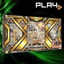 Pokemon Mega Camerupt EX Premium Box