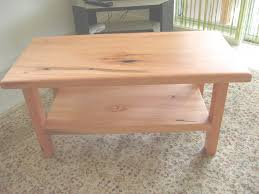 wooden coffee table plans diyh storage