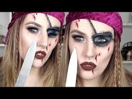 pirate makeup tutorial