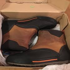 mens bowman top ankle boot nwt