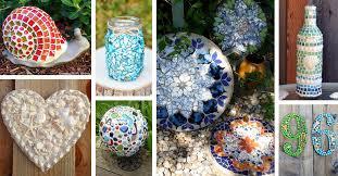 35 best diy mosaic craft ideas and