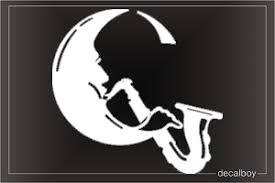 Saxophone Decals Stickers Decalboy
