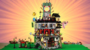 THE LEGO NINJAGO MOVIE - NINJAGO CITY - 70620 - YouTube
