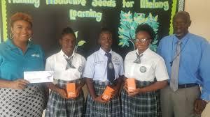 BTC and Doris Johnson recognized Top Achievers | Nassau / Paradise ...