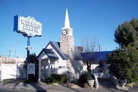 graceland wedding chapel ping in