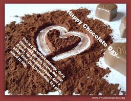 chocolate day quotes sayings chocolate day sms chocolate day