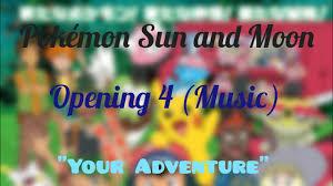 Pokémon Sun and Moon - Opening 4