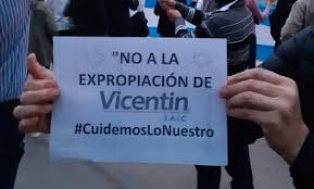 Vicentin: movilización en la oficina central contra de la ...
