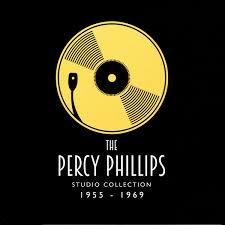 The Percy Phillips Studio Collection 1955-1969 (2018, Vinyl) | Discogs