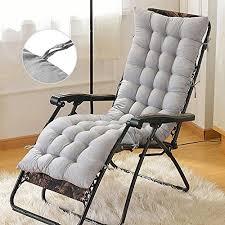 new soul sun lounger cushion grey