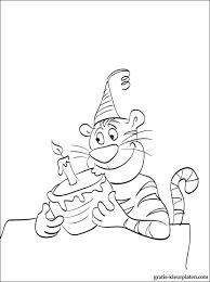 Verjaardagen Disney Figuren Kleurplaat Gratis Kleurplaten