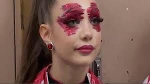 dance moms makeup tutorials mad