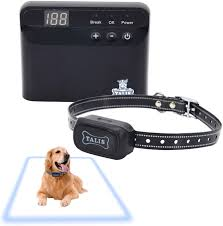 Amazon Com Wire Electric Pet Fence Electric Containment System Safe And Effective Anti Over Shock Training Fence Waterproof And Rechargeable Led Digital Display Dog Collar Shock Tone Correction Pet Supplies