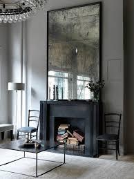 antique mirrors in decorating interior