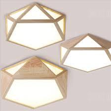 bedroom living room led geometric