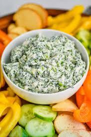spinach dip recipe 15 minute appetizer