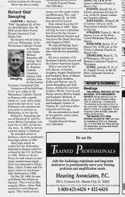 Obit Richard Saeugling - Newspapers.com
