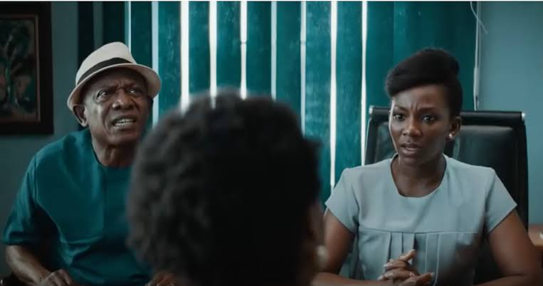 Genevieve Nnaji speaks after her movie Lion Heart nominated for Oscar award