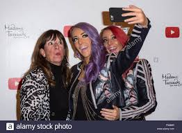 New York, NY, USA. 26th Oct, 2015. Deborah Mourey, Jenna Mourey, aka Stock  Photo - Alamy