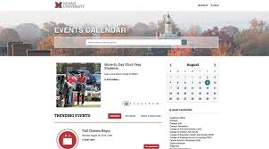 miami university on twitter events