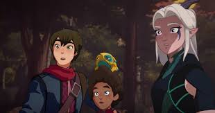 Dragon Prince' creator accused of sexist behavior by former employees