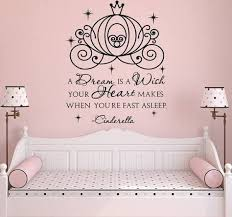 Disney Quotes Wall Art Kids Wall Decals Disney Room Decor Wall Decal Fairy