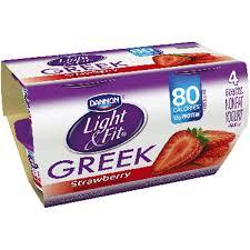 dannon light fit greek strawberry 4 5