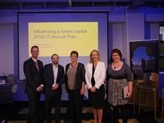 News - Wellingtonians help to shape a smart city - Wellington City Council