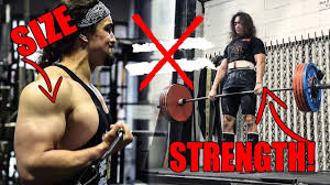 why strength isn t the answer