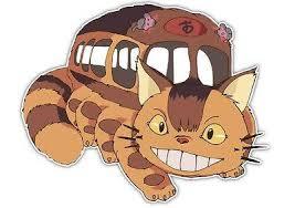My Neighbor Totoro Studio Ghibli Anime Car Window Decal Sticker 010 Anime Stickery Online