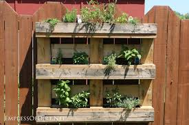 Diy Outdoor Plant Shelf For Fences And Walls