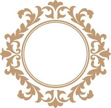 Wedding Dance Floor Vinyl Decal Round Monogram Event Dance Etsy