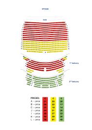 100 winter garden theatre map