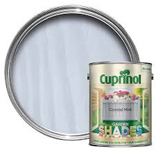 Cuprinol Garden Shades Coastal Mist Matt Wood Paint 5l Diy At B Amp Q Cuprinol Garden Shades Cuprinol Shade Garden
