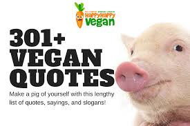 vegan quotes slogans and sayings happy happy vegan