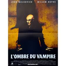 SHADOW OF THE VAMPIRE Movie Poster 15x21 in.