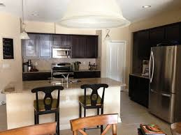 paint color for kitchen with espresso