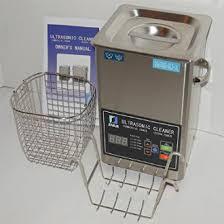 best ultrasonic denture cleaners of