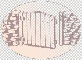 Drawing Gate Gate Fence Material Plot Png Klipartz